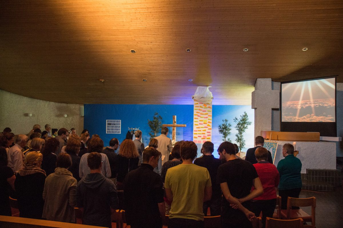 Gottesdienste » Gottesdienste in Bubendorf